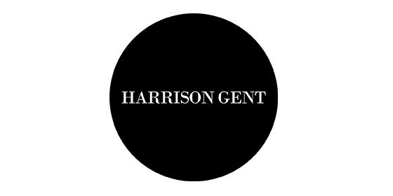 logo Harrison Gent Original Band Glastonbudget Tribute Band Music Festival logo