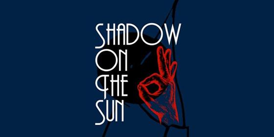 logo SHADOW ON THE SUN Original Band Glastonbudget Tribute Band Music Festival logo