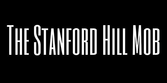 logo STANFORD HILL MOB Original Band Glastonbudget Tribute Band Music Festival logo