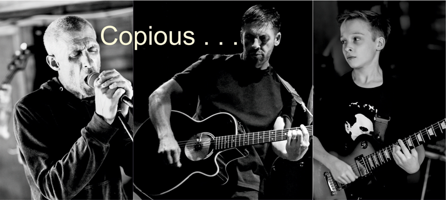 pic Copious Original Band Glastonbudget Tribute Band Music Festival pic