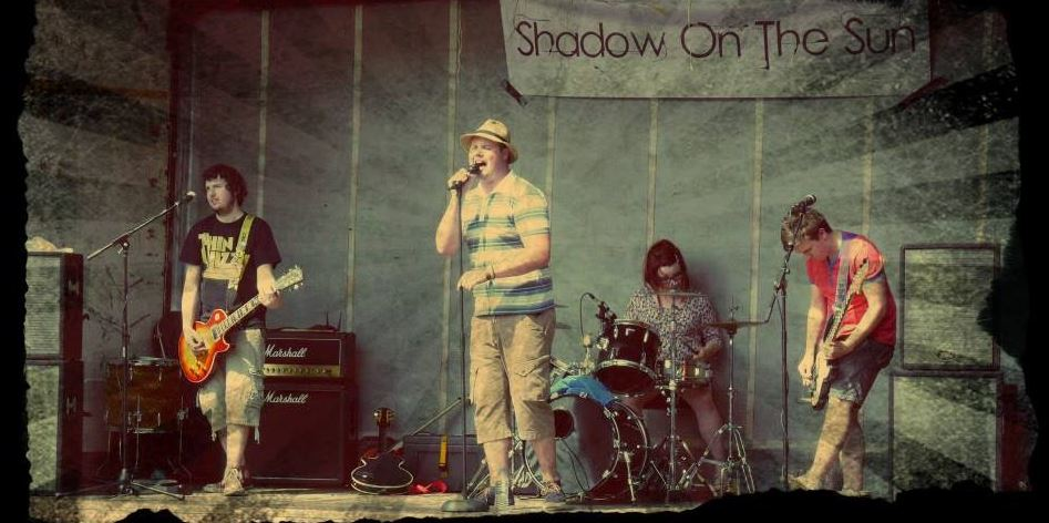 pic SHADOW ON THE SUN Original Band Glastonbudget Tribute Band Music Festival pic