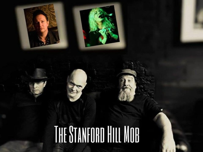 pic STANFORD HILL MOB Original Band Glastonbudget Tribute Band Music Festival pic