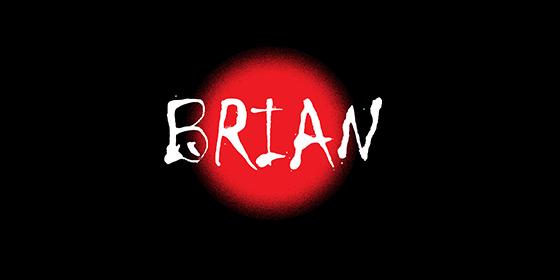 logo Brian Original Band Glastonbudget Tribute Band Music Festival logo