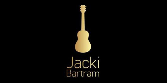 logo Jacki Bartram Original Band Glastonbudget Tribute Band Music Festival logo