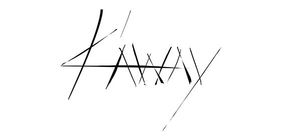 logo KAWAY Original Band Glastonbudget Tribute Band Music Festival logo