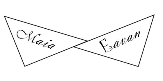 logo MAIA EAVAN Original Band Glastonbudget Tribute Band Music Festival logo