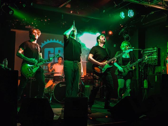 pic MARBLE TIDES Original Band Glastonbudget Tribute Band Music Festival pic