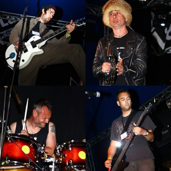 pic The Fisters Original Band Glastonbudget Tribute Band Music Festival pic