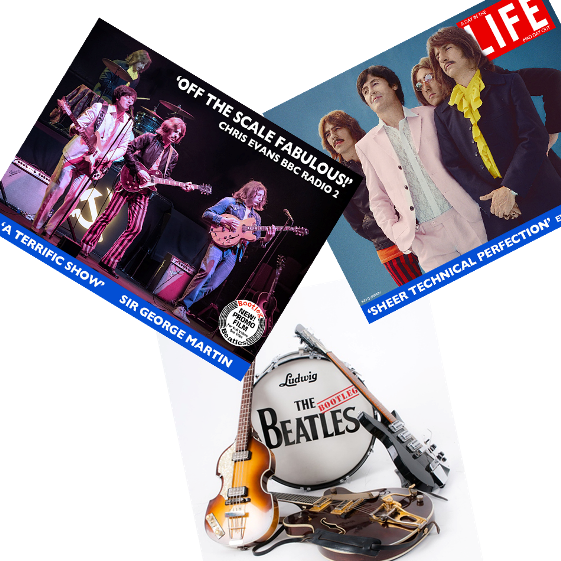 Bootleg Beatles Tribute Glastonbudget Tribute Band Festival page image