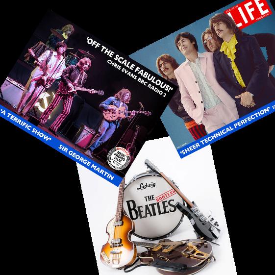 Bootleg Beatles Tribute Glastonbudget Tribute Band Festival page image