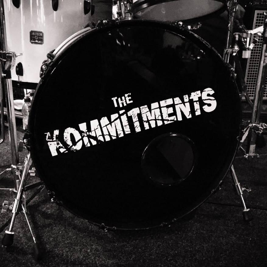 The Kommitments Tribute The Commitments Glastonbudget Tribute Band Festival image 1