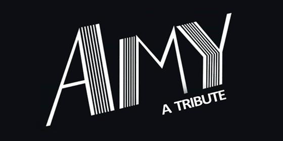 Amy Winehouse Tribute Band Glastonbudget Tribute Band Festival logo